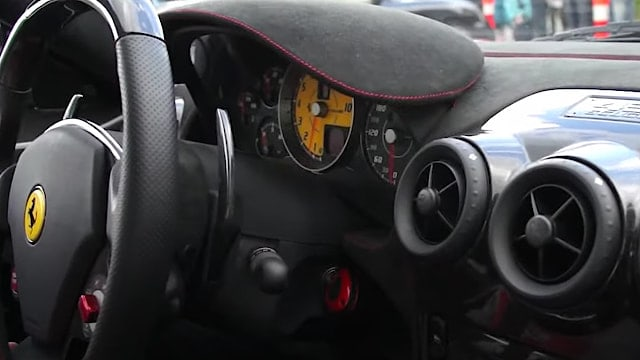 Ferrari F430 Scuderia Onboard video