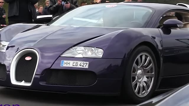 Bugatti Veyron Sound - Lilla Bugatti