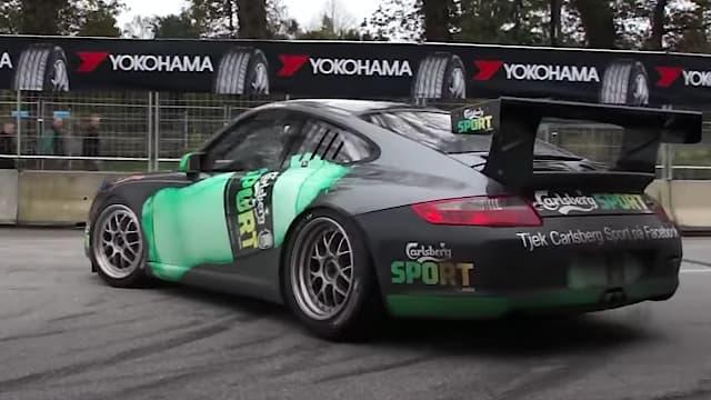 Copenhagen Racing Festival - Supercar highlights - 2012
