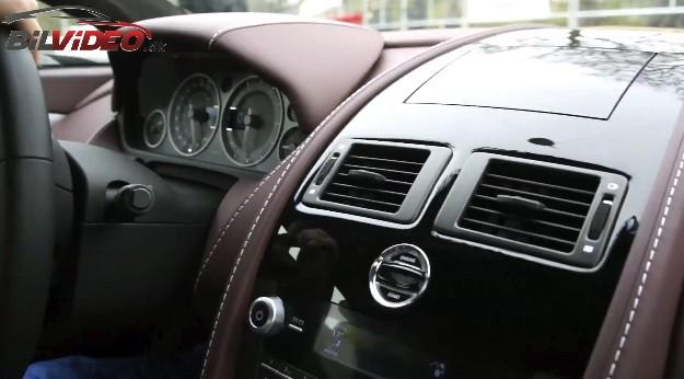 Aston Martin Vantage V12 Onboard
