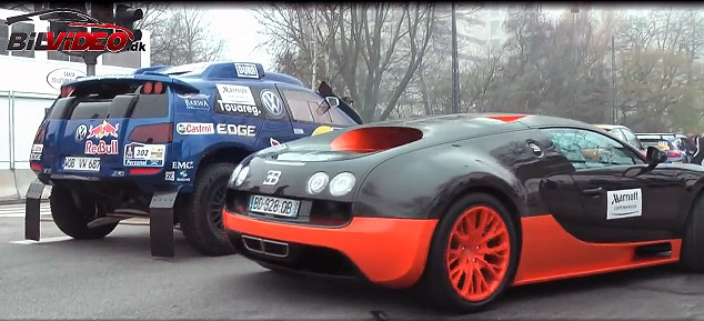 Bugatti Veyron Super Sport Engine Sound 2