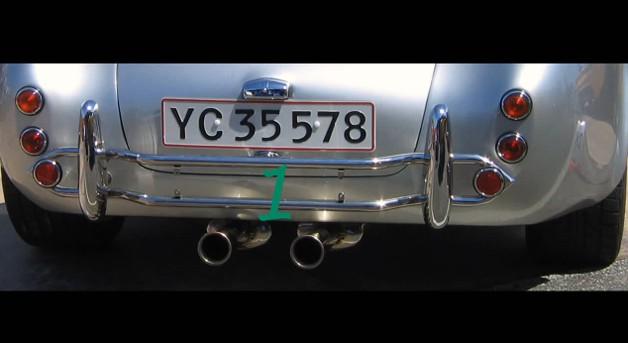 Genkende biler - Recognizing cars