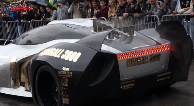 Gumball 3000 Incenarator