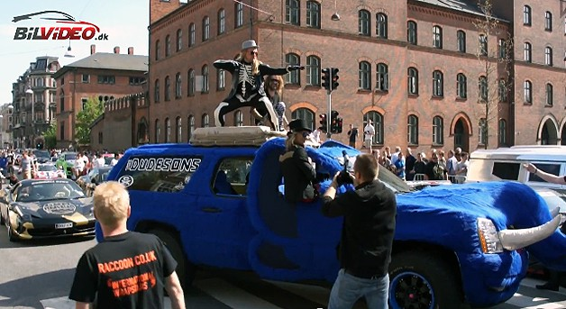Gumball 3000 The Dudesons