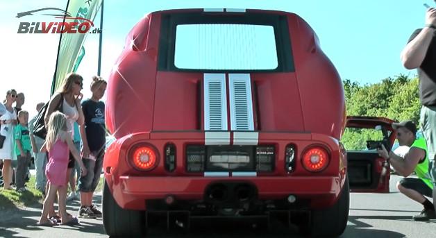 Jason Watt Ford GT