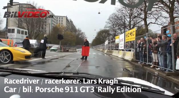 Porsche 911 GT3 Onboard