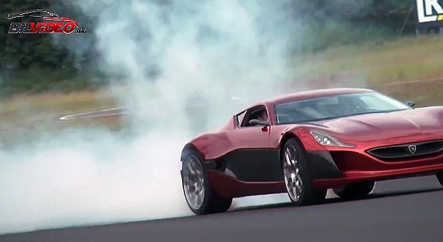 Rimac Concept One Supercar