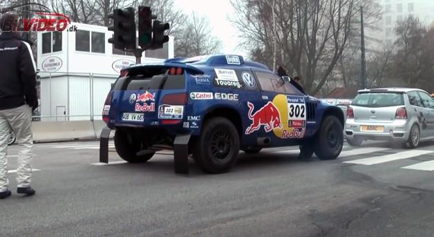 VW Touareg Dakar 3