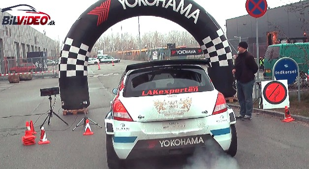 Yokohama Rally Sprint 2014 Avedøre