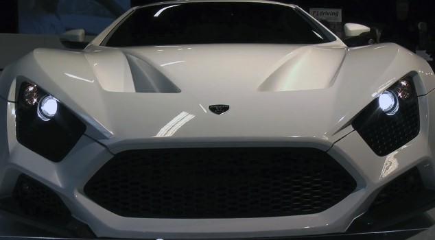 Zenvo ST1 Biler i Bella 2010