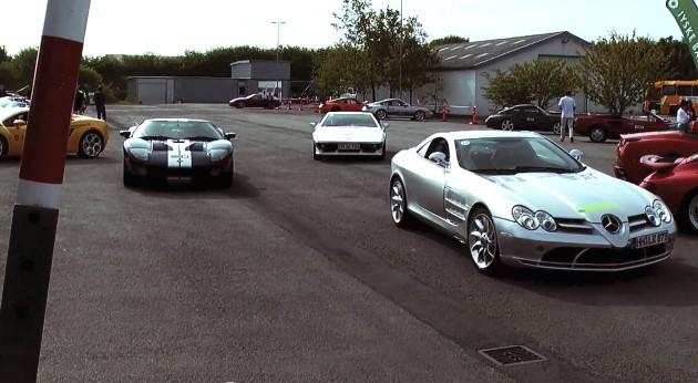 Supercars at Sportscarevent 2010