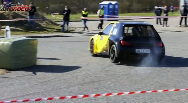 Viking Rally Sprint 2012 Frederikssund