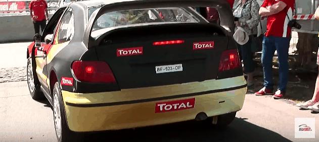 Citroeen Xsara WRC