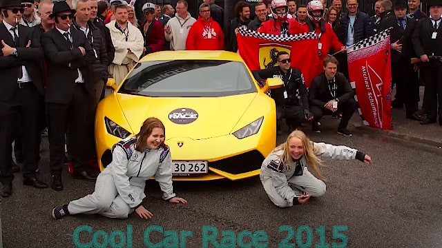 Cool Car Race 2015 - Start from Copenhagen