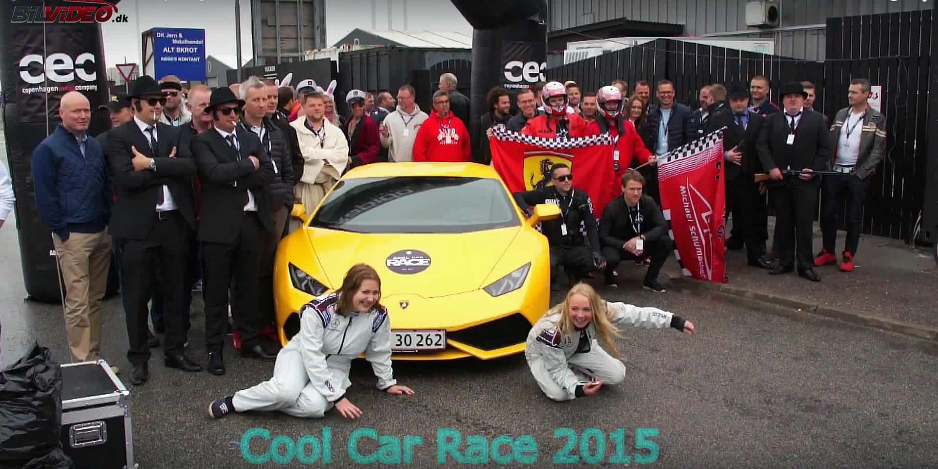 Cool Car Race 2015