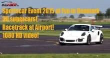 Sportscar Event paa fyn 2015