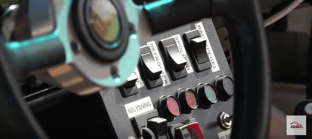 Audi S1 Quattro knapper