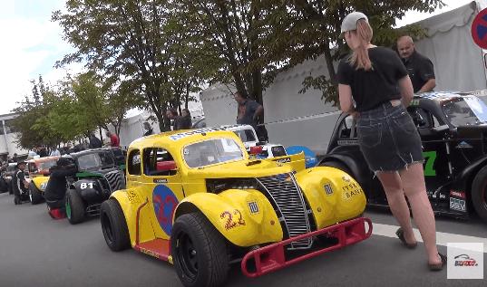 Legends Car Cup CHGP 2016