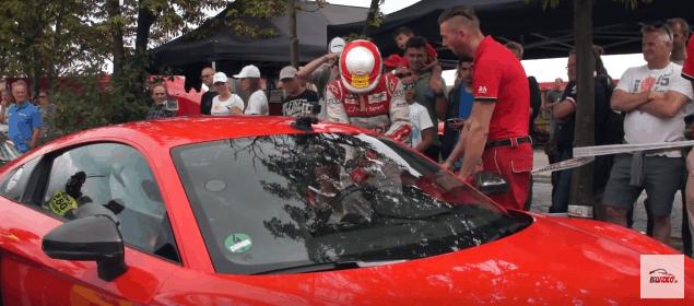 Race for Riget 2016 Tom Kristensen