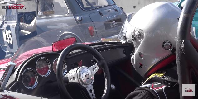 historic cars 2016 driver